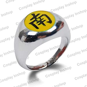 Naruto Akatsuki Cosplay Anime Ring 9#