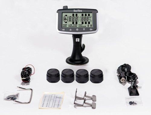 EEZTire Tire Pressure Monitoring System - 4 Sensors (TPMS) (Tire Pressure Monitoring System 4 compare prices)