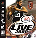 NBA Live 2000 - PlayStation