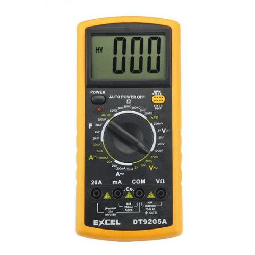 Digital-LCD-Multimeter-best-DT9205A