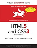 img - for HTML5 & CSS3 Visual QuickStart Guide (7th Edition) by Castro, Elizabeth, Hyslop, Bruce 7th (seventh) Edition [Paperback(2011)] book / textbook / text book