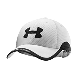 Women's UA Asteria Adjustable Cap Headwear by Under Armour One Size Fits All White