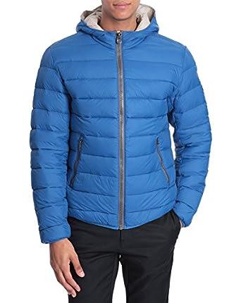 Colmar Men's 1249 Down Jacket 48 Blue   Amazon.com