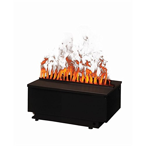 Dimplex Opti-Myst Electric Fireplace Insert in Black (Electric Fireplace Open compare prices)