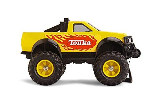 Funrise Tonka Steel 4x4 Pickup Truck Vehicle (Tonka Pickup Truck compare prices)