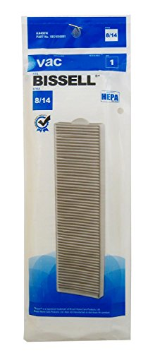 Bissell Type 8 & 14 HEPA Vacuum Filter, AA40814 (8 Hepa Filter compare prices)