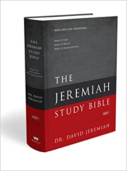 The Jeremiah Study Bible: What It Says. What It Means. What It Means for You.Hardcover– November 26, 2013