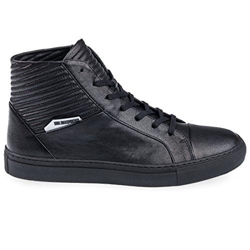 BIKKEMBERGS, Sneaker uomo Nero nero, Nero (nero), 44