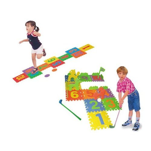 Cheap Verdes Toys Golf & Hopscotch Mat (Foam) (B001CN5W98)