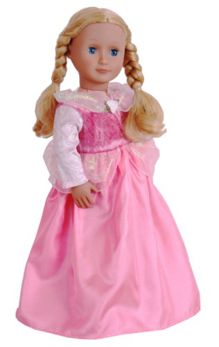 Little Adventures Princess Sleeping Beauty Doll Costume - Buy Little Adventures Princess Sleeping Beauty Doll Costume - Purchase Little Adventures Princess Sleeping Beauty Doll Costume (Little Adventures, Toys & Games,Categories)