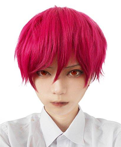 Nouqi® Anime Kuroko No Basuke Mens Short Hairs Cosplay Wigs