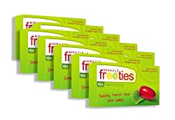 Miracle Frooties Miracle Fruit Berry Tablets (Ten Packs)