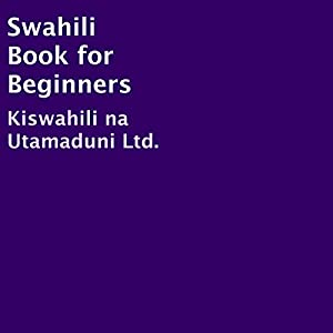 Swahili Book for Beginners Audiobook