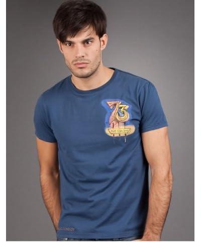 Pepe Jeans London Camiseta Manga Corta Azul Marino