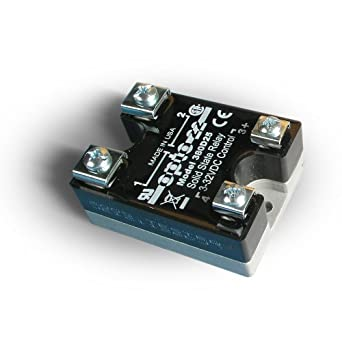 opto 22 380d25 dc control solid state relay 380 vac 25. Black Bedroom Furniture Sets. Home Design Ideas
