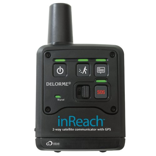 DeLorme AG-008449-201 inReach Two Way Satellite Communcator for Smartphones