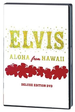 Elvis Presley - Aloha From Hawaii (Deluxe Edition) [DVD]