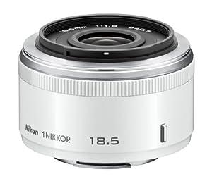 Nikon JVA102DB Objectif Nikkor 18,5 mm f/1.8 Blanc