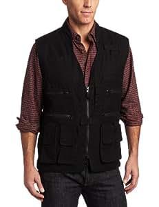 Woolrich Men's Elite Tactical Vest Small Black