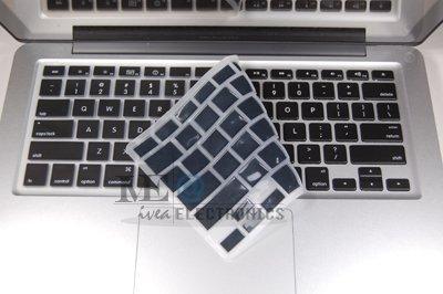 IVEA Keyboard Silicone Cover Skin for New Aluminum Unibody Macbook Pro 13