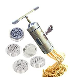 Kitchen Pasta Noodle Maker Press Spaghetti Machine Vegetable Fruit Juicer Moulds