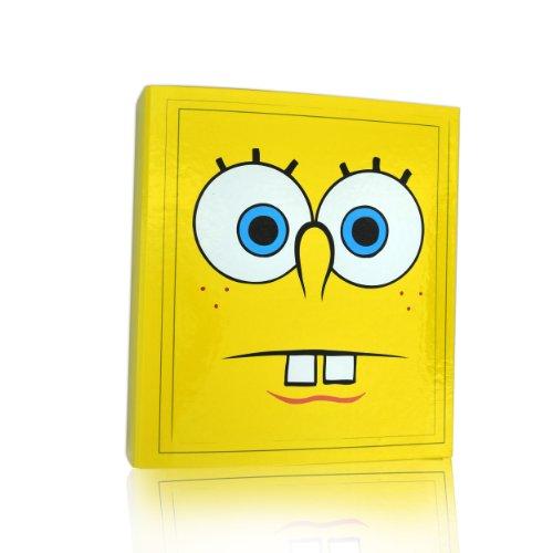 viacom-10221000-ring-binder-a4-spongebob-squarepants