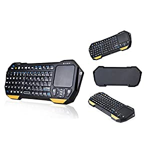 Aerb Mini Wireless Bluetooth Keyboard W Mouse Function