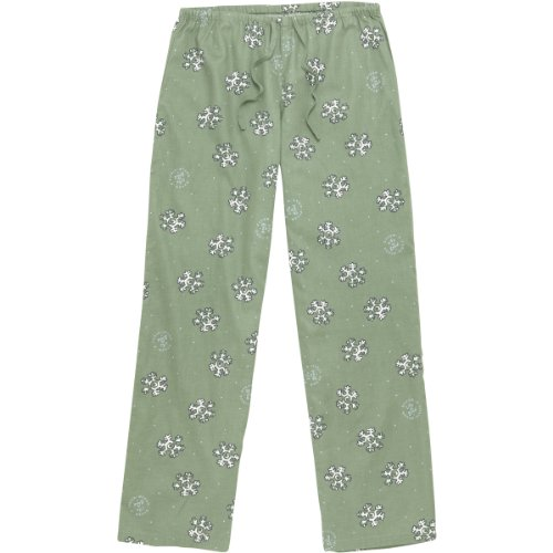 Green Cotton Pajamas back-990818