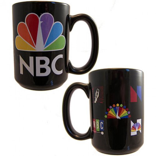 NBC Retro Mug