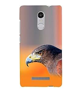 Lovely eagle 3D Hard Polycarbonate Designer Back Case Cover for Xiaomi Redmi Note 3 :: Xiaomi Redmi Note 3 (3rd Gen)