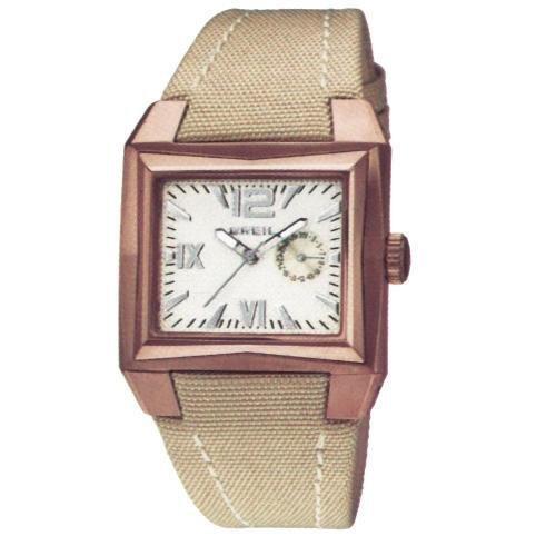 Breil BW0258 Ladies Ergo Cream Dial Beige Strap Watch