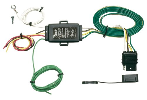 Hopkins 48925 Tail Light Converter with 4 Wire Flat Extension (Tail Light 1997 Camaro compare prices)