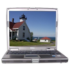 Refurbished Dell Laptop - Latitude D610 1gb Memory