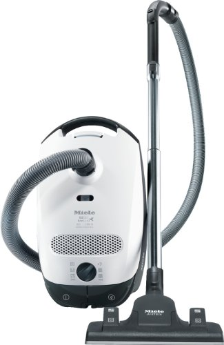 Miele S 2131 EcoLine Bodenstaubsauger / 1.300 Watt Efficiency-Motor / AirClean-Filter / 3-teiliges Zubeh&#246;r am Ger&#228;t / umschaltbare Universal-Bodend&#252;se SBD 650-3 AirTeQ