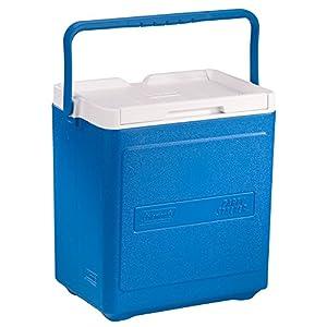 Coleman 18-Quart Party Stacker Cooler, Blue