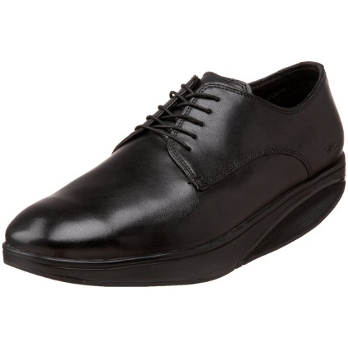 quality design 87aa2 aa40b MBT Chaussure de ville noire Kabisa pour Homme, Noir, 41