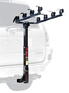 Allen Sports Deluxe 4-Bike Hitch Mount Rack (2-Inch Receiver)