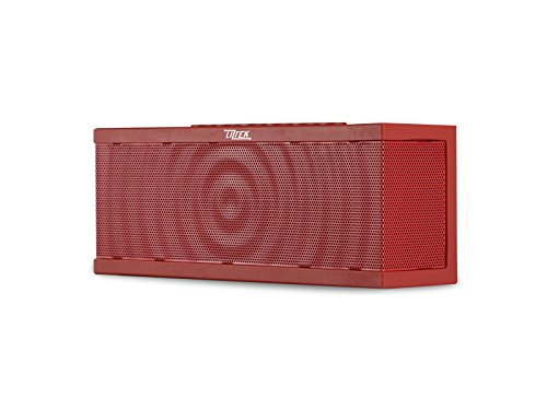 Liztek PSS-100 Portable Wireless Bluetooth Speaker with Built in Speakerphone, 8 Hour Rechargeable Battery west coast customs portable wireless bluetooth speaker bulit in speakerphone and 8 hour battery