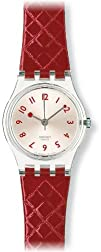 Swatch Originals Strawberry Jam Ladies Watch LK243