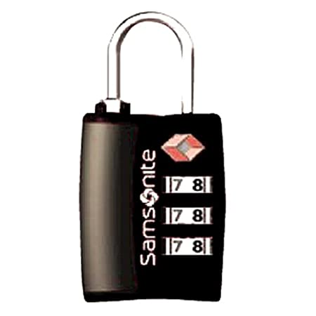 Samsonite Travel Sentry 3-Dial Combo Lock