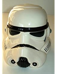 Star wars include out of stock cookie jars food storage home kitchen - Stormtrooper cookie jar ...