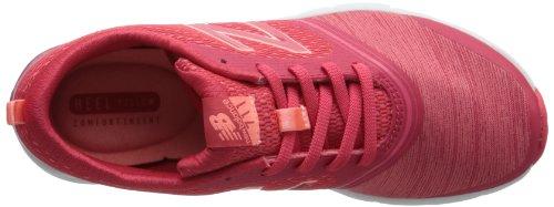 888098214284 - New Balance Women's 711 Heather Cross-Training Shoe,Pink,5.5 B US carousel main 6