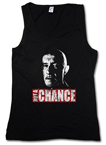 MIKE EHRMANTRAUT DONNA TOP - Breaking Walter Better Call Bad Saul Heisenberg White DONNA TOP Taglie S - XL