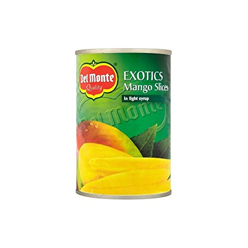Del Monte Exotics Mango Slices in Light Syrup (425g) (Canned Mangoes compare prices)