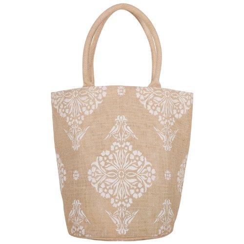 Bring It Fillmore Bucket Bag, Indian Print