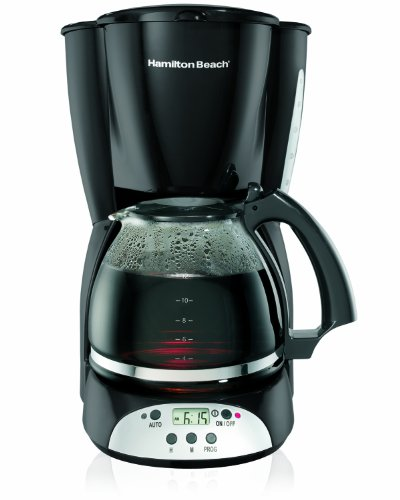 Hamilton Beach 12-Cup Digital Coffeemaker