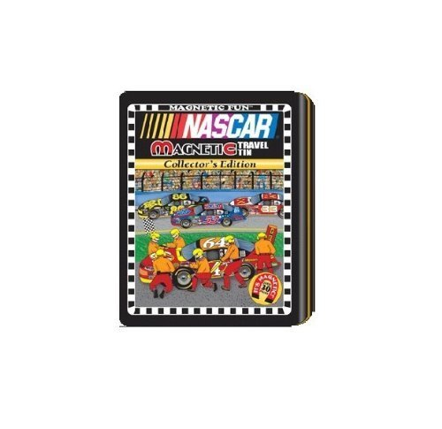 Nascar Magnetic Travel Tin - 1