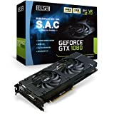 ELSA GeForce GTX 1080 8GB S.A.C グラフィックスボード VD6118 GD1080-8GERXS