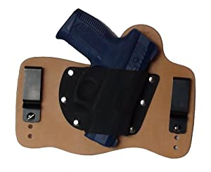 FoxX Holsters Taurus Millenium Pro PT111, PT140, PT145 In The Waist Band Hybrid Holster