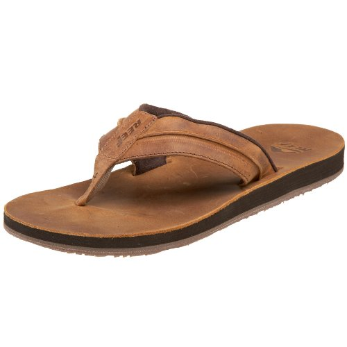 Reef Men's REEF MARBEA Flip Flops R2390BZB Bronze/Brown 5 UK